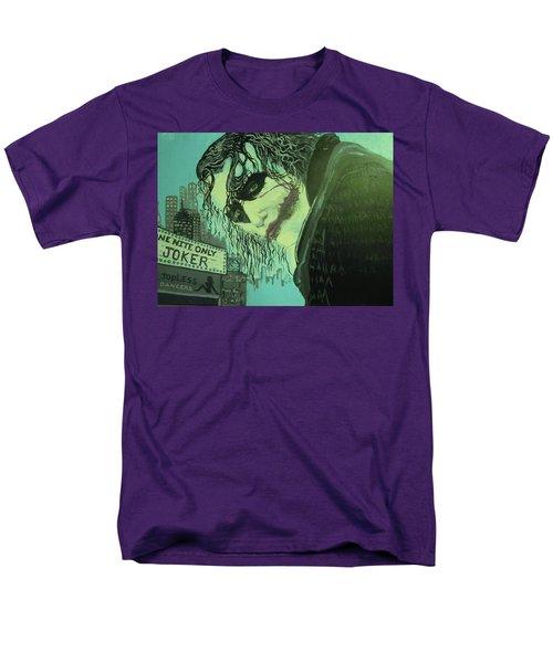 Joker Men's T-Shirt  (Regular Fit) by Scott Murphy
