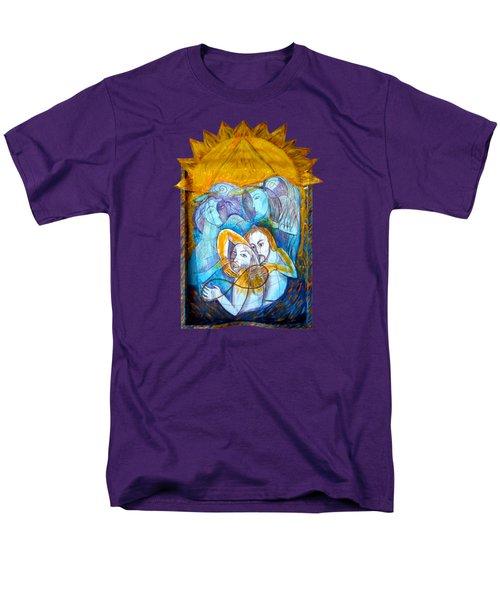 Transmisson Men's T-Shirt  (Regular Fit) by Joanna Whitney