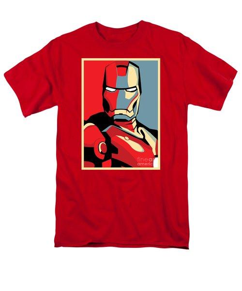 Iron Man T-Shirt by Caio Caldas