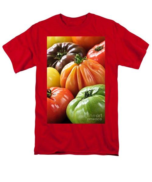Heirloom tomatoes T-Shirt by Elena Elisseeva