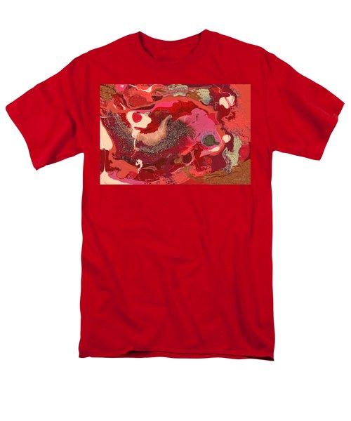 Abstract - Nail Polish - Love T-Shirt by Mike Savad