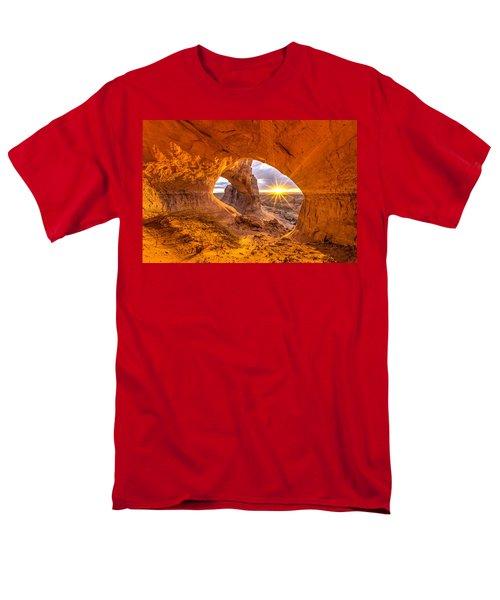 Cave Arch T-Shirt by Dustin  LeFevre