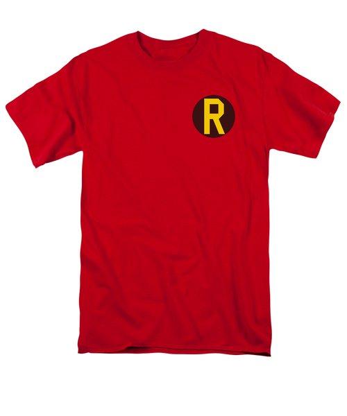 Dc - Robin Logo Men's T-Shirt  (Regular Fit) by Brand A
