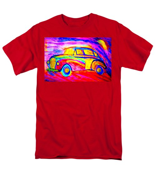 Driving home  T-Shirt by Hilde Widerberg