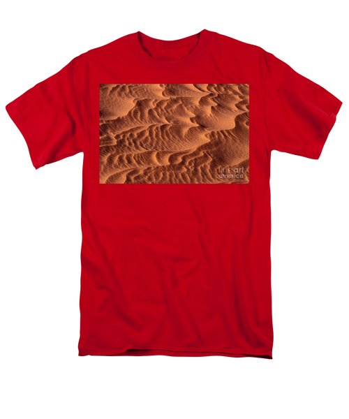 Dune Patterns - 246 T-Shirt by Paul W Faust -  Impressions of Light