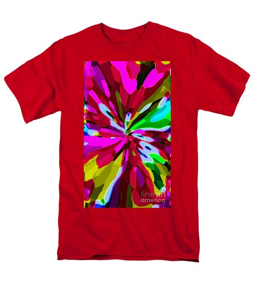 IPHONE CASES COLORFUL FLOWERS ABSTRACT ROSES GARDENIAS TIGER LILY FLORALS CAROLE SPANDAU CBS ART 179 T-Shirt by CAROLE SPANDAU