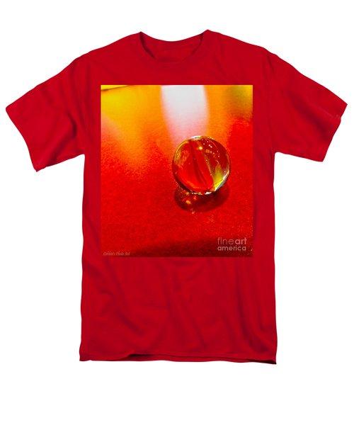 Marble Shine T-Shirt by Debbie Portwood