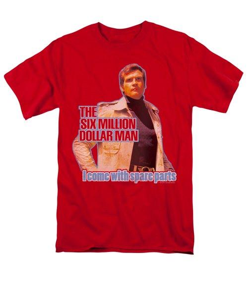 Six Million Dollar Man - Spare Parts Men's T-Shirt  (Regular Fit) by Brand A