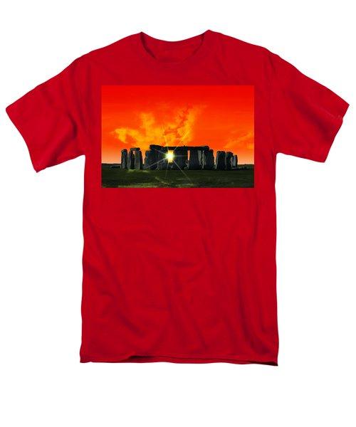 STONEHENGE SOLSTICE T-Shirt by Daniel Hagerman