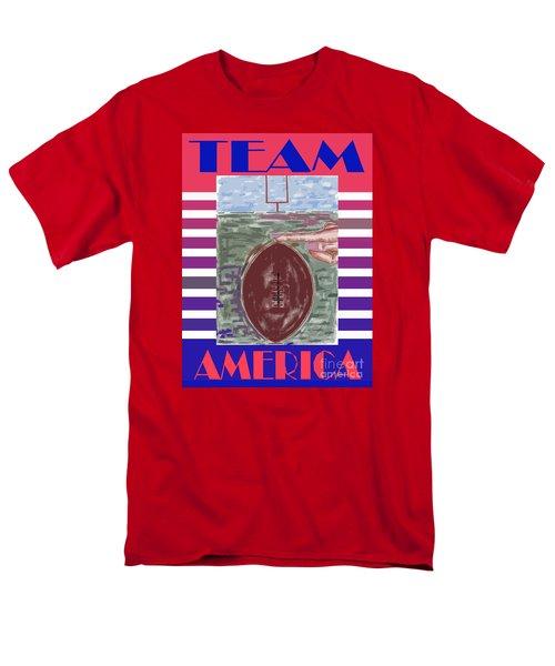 TEAM AMERICA T-Shirt by Patrick J Murphy