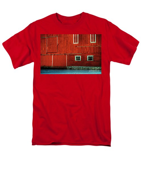 The Broad Side of a Barn T-Shirt by Lois Bryan