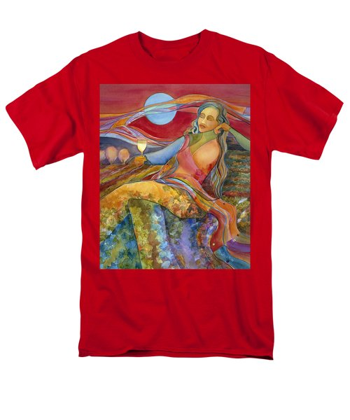 Wine Woman and Song T-Shirt by Jen Norton