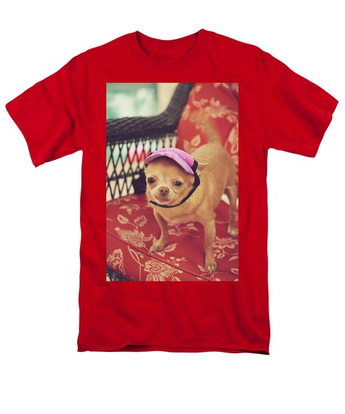Zoe's Visor T-Shirt by Laurie Search
