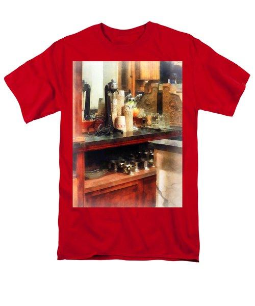 Ice Cream Parlor T-Shirt by Susan Savad