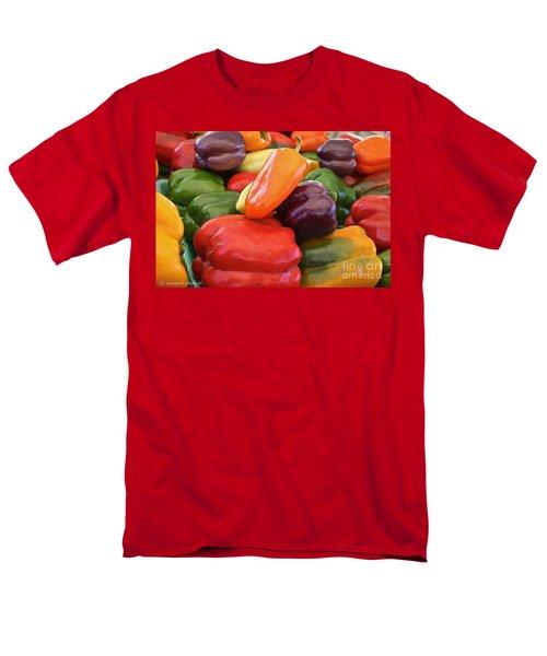 Rainbow Bells T-Shirt by Susan Herber
