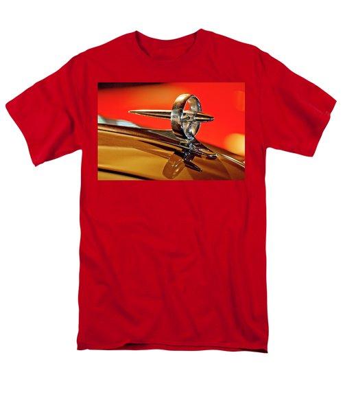 1947 Buick Roadmaster Hood Ornament T-Shirt by Jill Reger