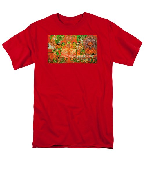Kerala mural t shirts for sale for Murals on the t shirt