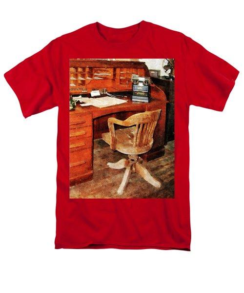 Adding Machine T-Shirt by Susan Savad