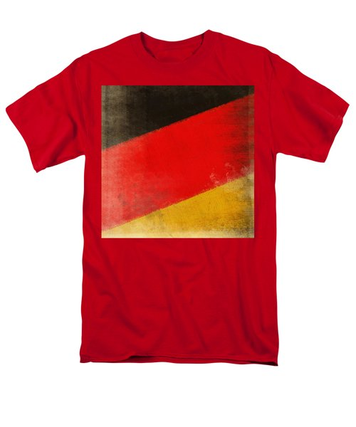 German flag T-Shirt by Setsiri Silapasuwanchai