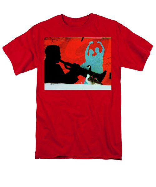 Jazz Goose T-Shirt by Bill Cannon