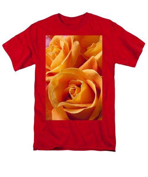 Orange Roses T-Shirt by Garry Gay