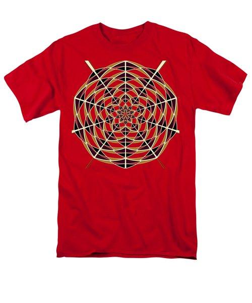 Spider Web Men's T-Shirt  (Regular Fit) by Gaspar Avila
