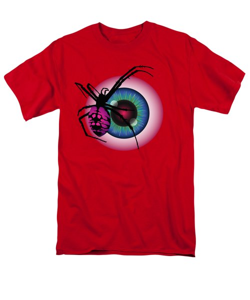 The Eye Of Fear Men's T-Shirt  (Regular Fit) by MM Anderson