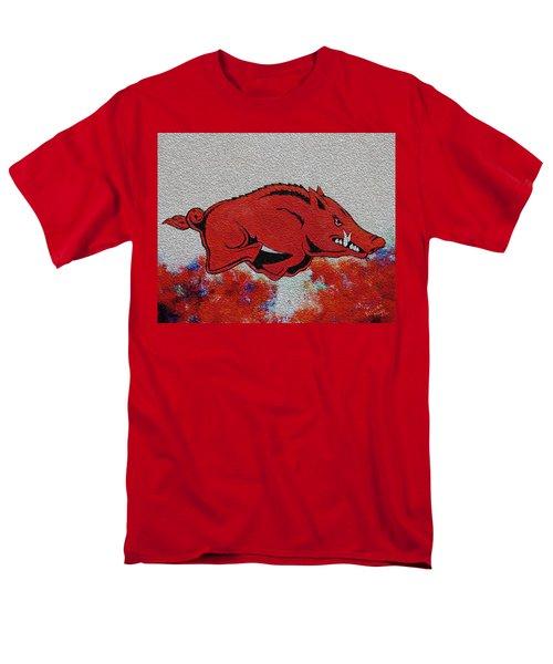 Woo Pig Sooie 2 Men's T-Shirt  (Regular Fit) by Belinda Nagy
