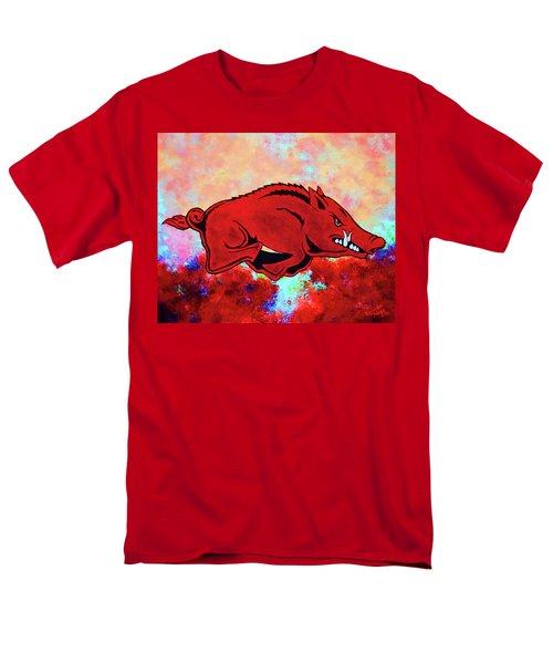 Woo Pig Sooie 3 Men's T-Shirt  (Regular Fit) by Belinda Nagy