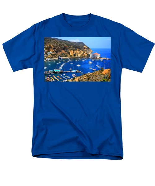 Avalon Harbor T-Shirt by Cheryl Young