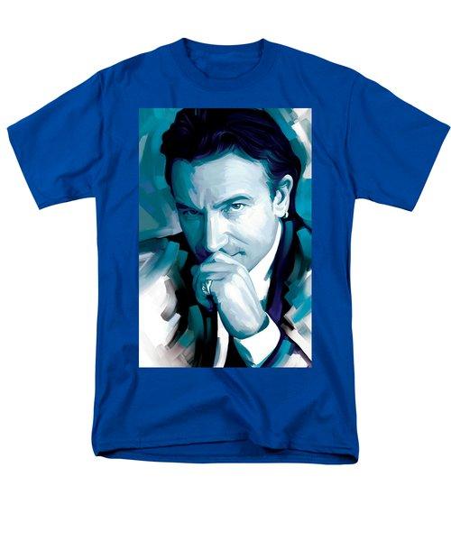 Bono U2 Artwork 4 Men's T-Shirt  (Regular Fit) by Sheraz A