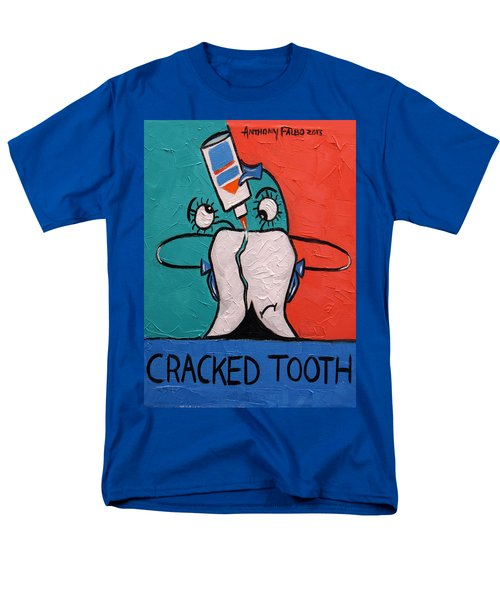 Cracked tooth T-Shirt by Anthony Falbo