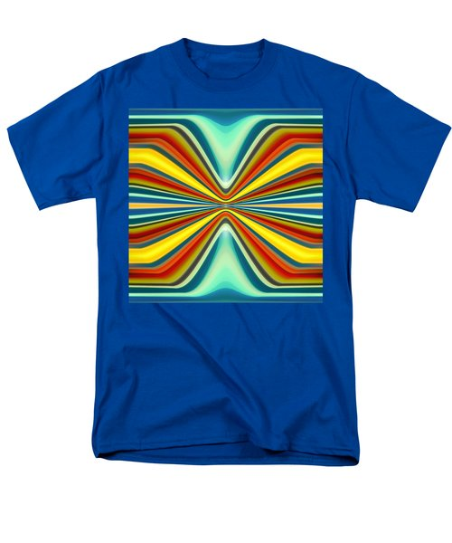 Digital Art Pattern 8 T-Shirt by Amy Vangsgard