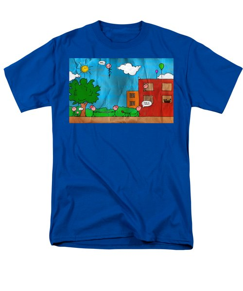 Kids at Play T-Shirt by Gianfranco Weiss