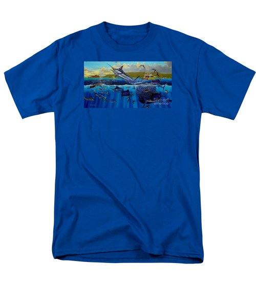 Los Suenos Men's T-Shirt  (Regular Fit) by Carey Chen