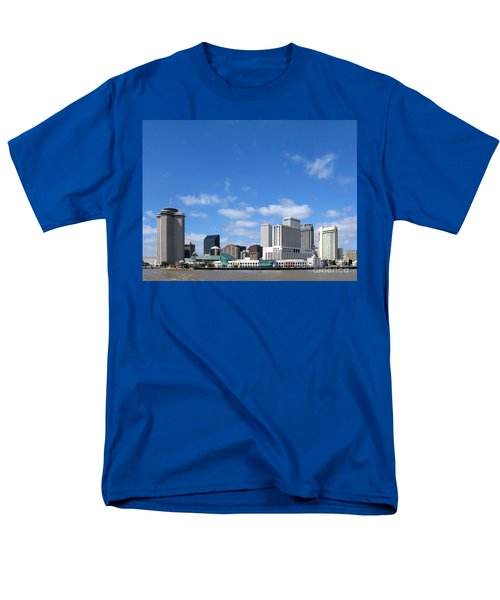 New Orleans Louisiana T-Shirt by Olivier Le Queinec