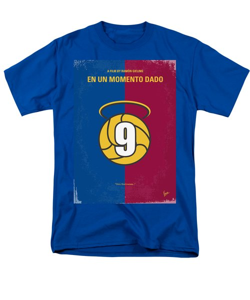 No272 My En Un Momento Dado Minimal Movie Poster Men's T-Shirt  (Regular Fit) by Chungkong Art
