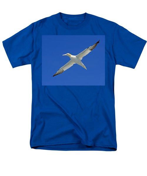 Northern Gannet Men's T-Shirt  (Regular Fit) by Tony Beck
