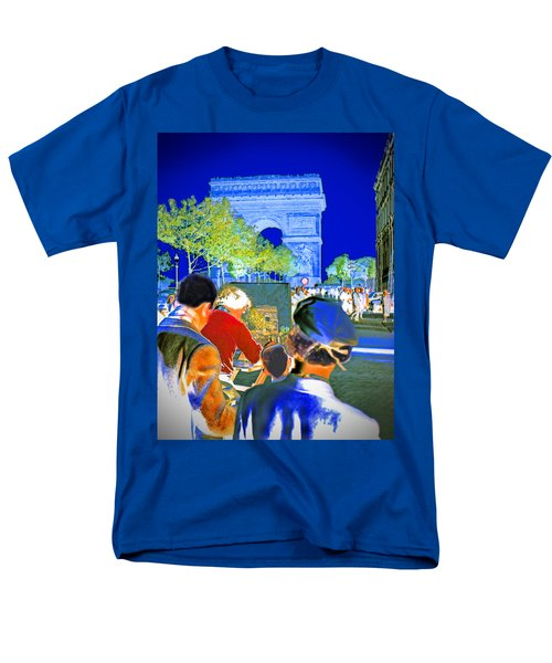 Parisian Artist T-Shirt by Chuck Staley