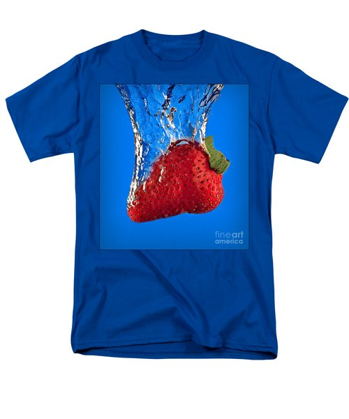 Strawberry Slam Dunk T-Shirt by Susan Candelario