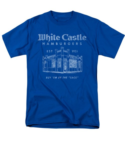 White Castle - By The Sack Men's T-Shirt  (Regular Fit) by Brand A