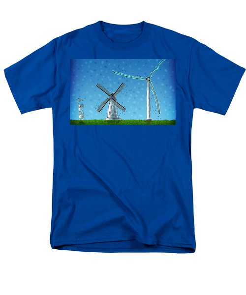 Wind Blows T-Shirt by Gianfranco Weiss