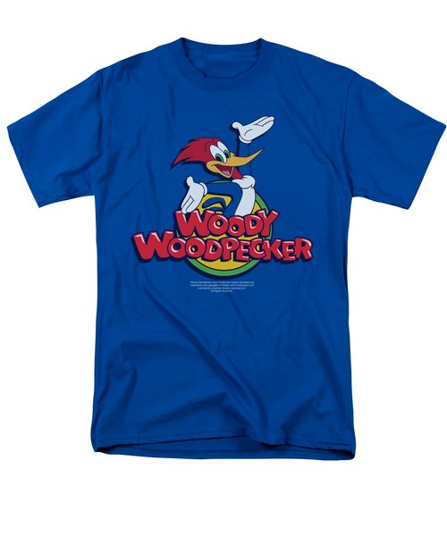 Woody Woodpecker - Woody Men's T-Shirt  (Regular Fit) by Brand A