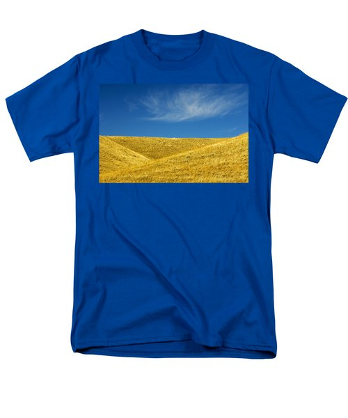 Hills And Clouds, Cypress Hills T-Shirt by Mike Grandmailson