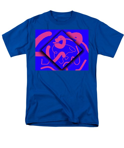 Neon Out of Bounds T-Shirt by Carolyn Marshall