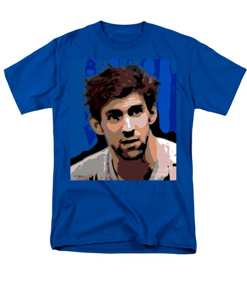 Portrait of Phelps T-Shirt by George Pedro