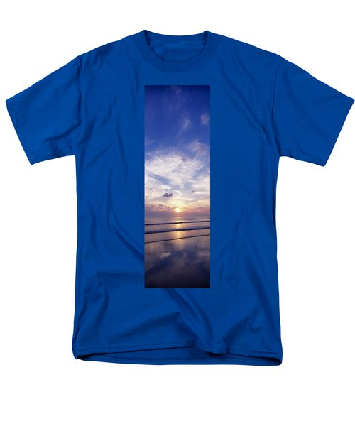 Sunsets Over The Beach, Magheraroarty T-Shirt by The Irish Image Collection