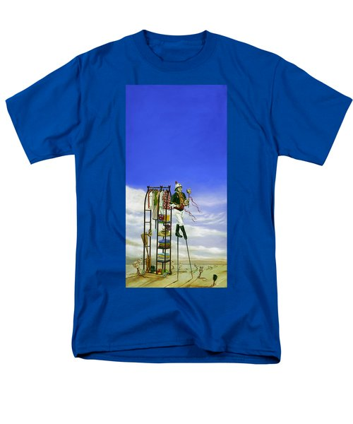 The Journey of a Performer T-Shirt by Cindy D Chinn