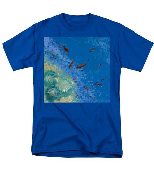 13 pesciolini rossi T-Shirt by Guido Borelli