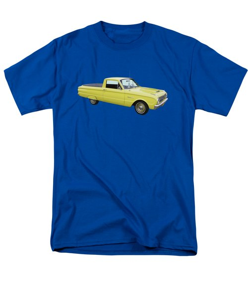 1962 Ford Falcon Pickup Truck Men's T-Shirt  (Regular Fit) by Keith Webber Jr